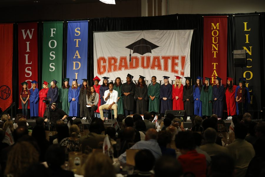 From Dropout Factories To Record High Graduation In Tacoma