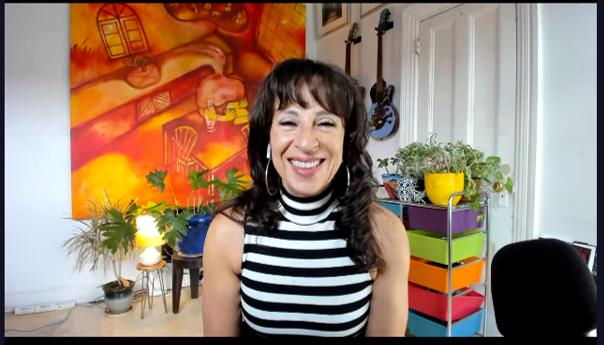 Maria Hinojosa at the Cradle to Career Convening